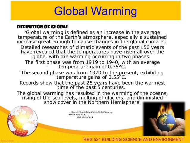 an analysis of the global warming problem Global warming and climate change it sounds like an ironic savior to climate change problems however, it is believed that global dimming caused the.
