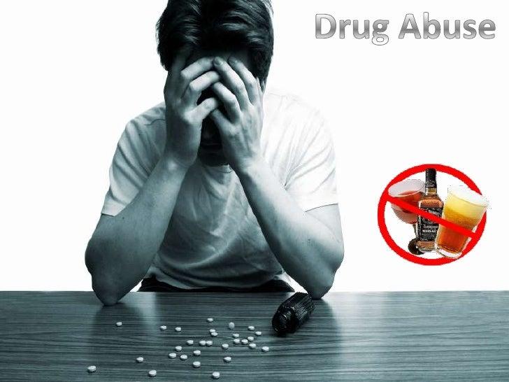 Drug Abuse<br />