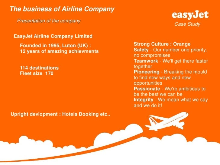 easyjet marketing strategy analysis