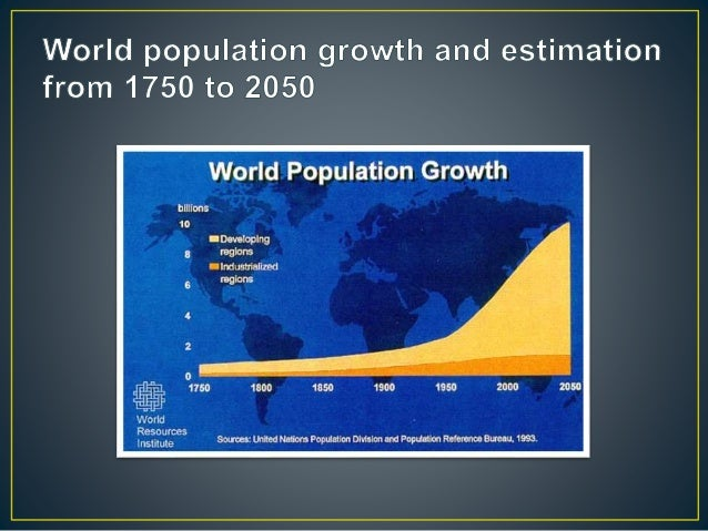 Governments & Economists - Dealing with population growth Slide 3