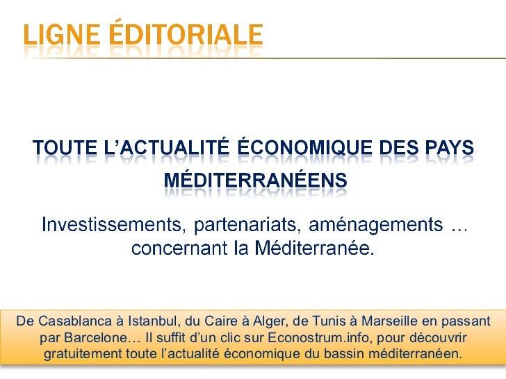 Presentation  Econostrum Slide 2