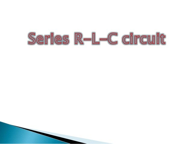 Analysis of phasor diagram phasor analysis of an rlc circuit 18 1vl vc that is xlxc ccuart Gallery