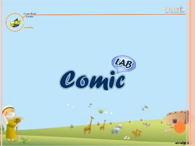 """Διδασκαλία των Θρησκευτικών στο """"ComicΔημοτικό με χρήση του Lab""""  Παπανικολάου Γεώργιος, Εκπ/κός ΠΕ70, Μεταπτυχιακός φοιτ..."""