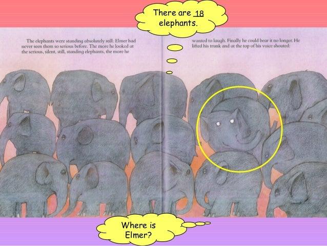 elmer the elephant story pdf