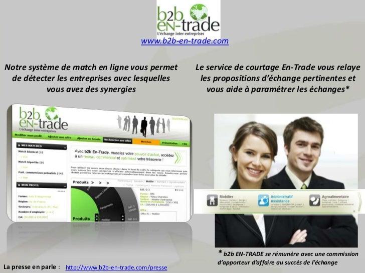 plateforme en trade echange services. Black Bedroom Furniture Sets. Home Design Ideas