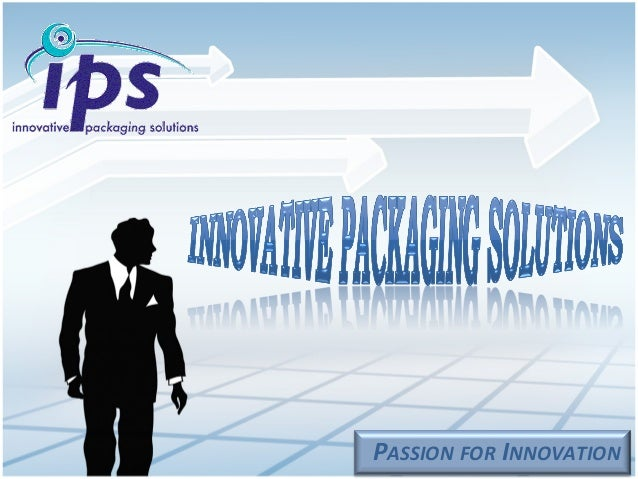 PASSION  FOR  INNOVATION