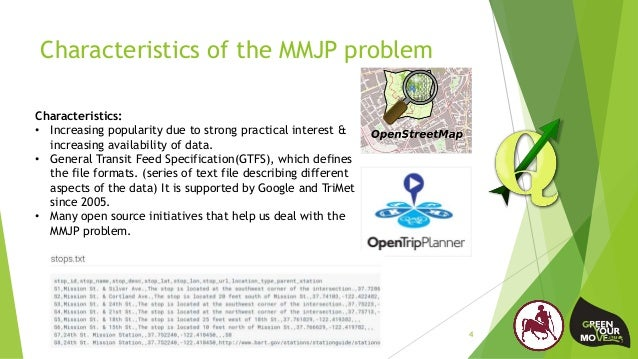 Characteristics of the MMJP problem Characteristics: • Increasing popularity due to strong practical interest & increasing...