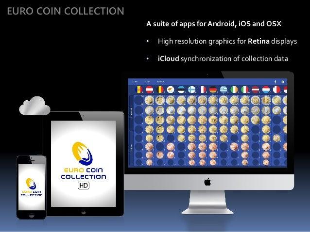 Euro Coin Collection - with 2 Euro Commemoratives Slide 2