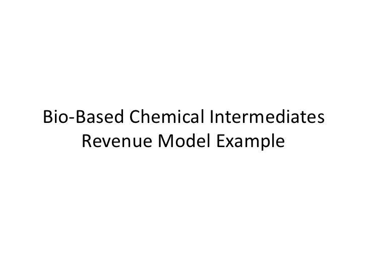 modeling bio example