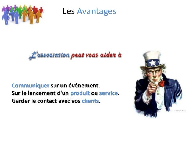 Présentation Facebook bellac Slide 2