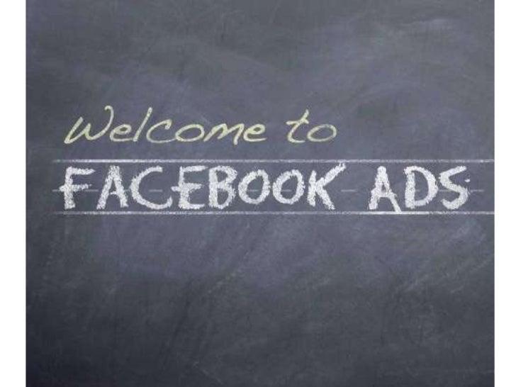 Facebook ads ppt Slide 3