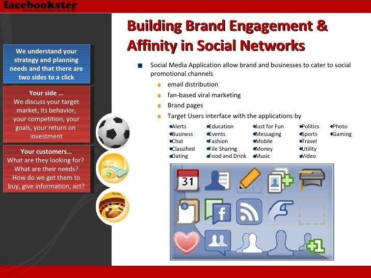 <ul><li>Social Media Application allow brand and businesses to cater to social promotional channels  </li></ul><ul><ul><li...