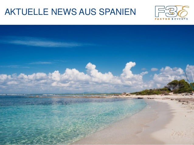 AKTUELLE NEWS AUS SPANIEN
