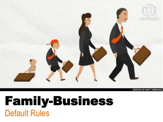 Family-Business Default Rules