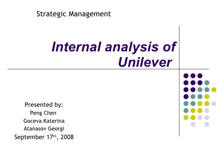 the corporate portfolio strategy of unilever For unilever, a company that is seeing the impact of climate change in its supply chain, that realises that the sustainable creation of wealth (and therefore profit) in the future is going to rely on producing goods with a considerably reduced impact, this is a solid business need.