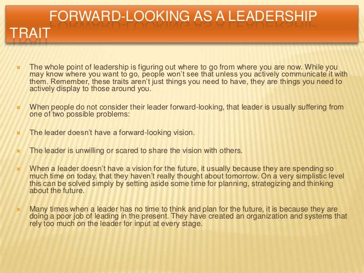 Important qualities of a good leader essay
