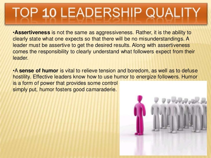 """being a leader not a follower essay """"being a leader is not an easy job"""" a leader is a person who leads or commands a group, organization or country he/she acts a guide one should possessed."""
