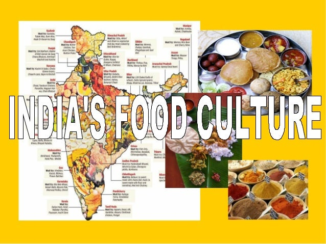 India's Food Culture 1. Introduction to Indian foods: ● Geographical and Historical Influences ● 2. Beliefs and Practices:...