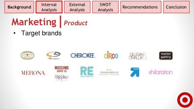 Target Corporation Programmatic Recommendation