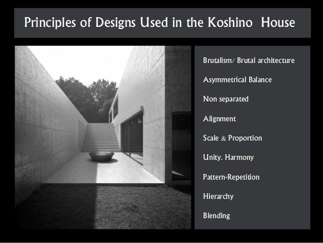 Tadao Ando- Koshino House