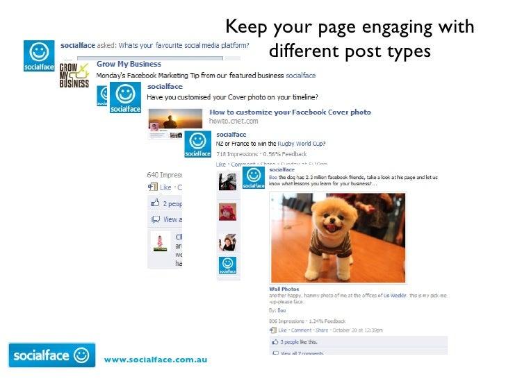 Online dating on facebook in Melbourne