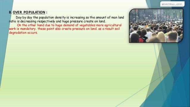 causes of soil degradation pdf