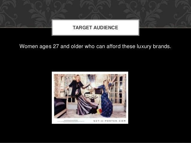 Net-a-Porter Presentation for Advertising 420 Slide 3