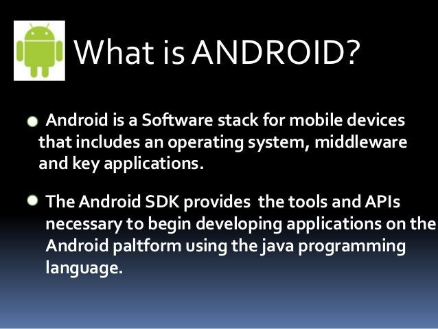 Image result for What Is the Android Operating System?