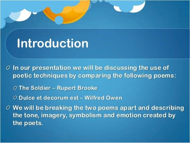 rupert brooke and wilfred owen essay