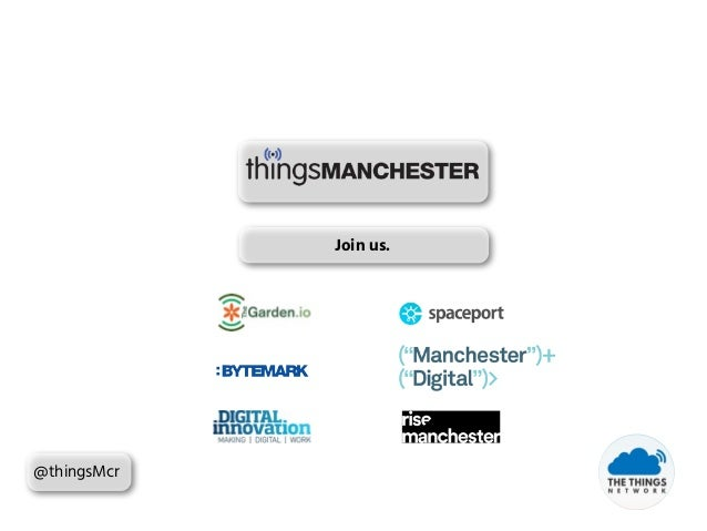 Julian Tait - The Things Network Manchester