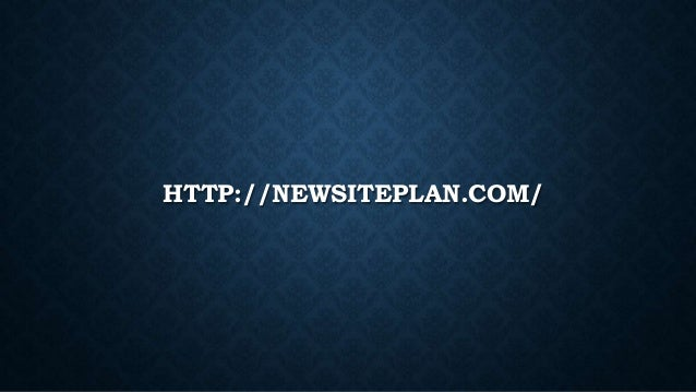 HTTP://NEWSITEPLAN.COM/