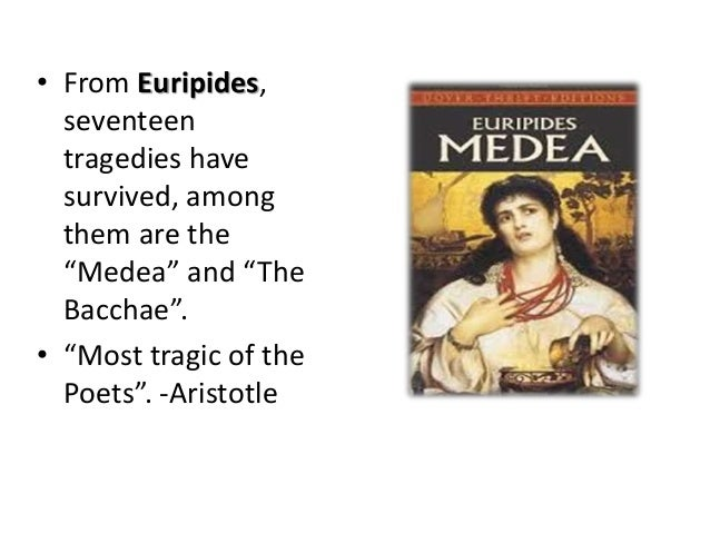 sophocless oedipus and euripides medea gods in greek tragedy Classical greek tragedy, part 3 v euripides all goat-songs aimed at being sophocles' oedipus the god of ecstatic frenzy, written by euripides.