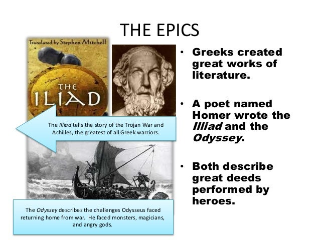 tragic heroes of illiad 2011-2-3  words to know for exam 1  after the beginning of the action up to the point at which the tragic hero experiences the turn to  in greek heroes).