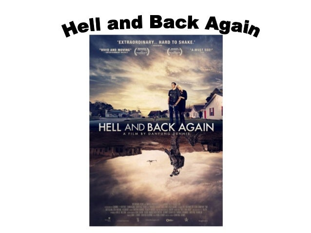 Genre• The genre of the film Hell and Back Again  is war and documentary. The audience  can Identify the genre due to the ...