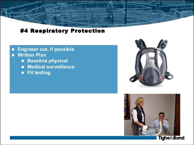 Health Amp Safety For Water Treatment Plant Operators