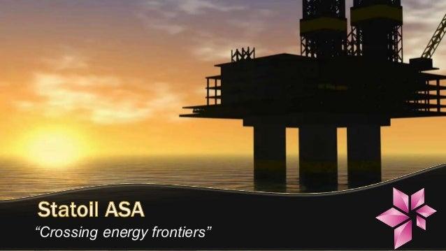 """""""Crossing energy frontiers"""""""