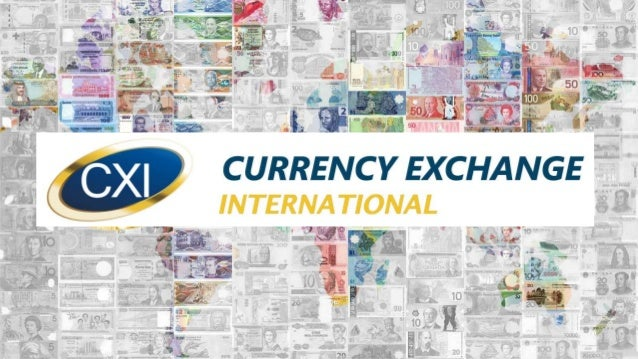 About CXI • Currency Exchange International is one of North America's largest foreign currency exchange providers of bankn...
