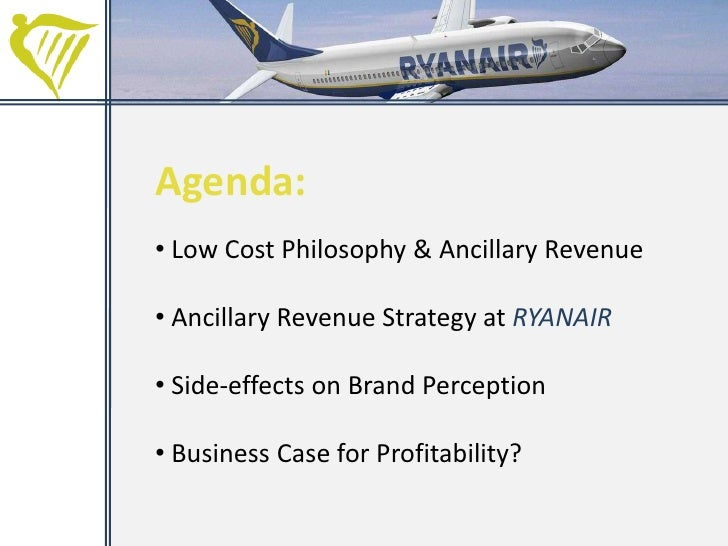 ryanair strategy The ryanair business strategy is a low cost, no frills airline their vision is to  have people fly for free.