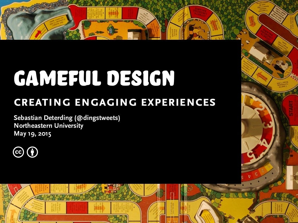 Gameful Design: Creating Engaging Experiences