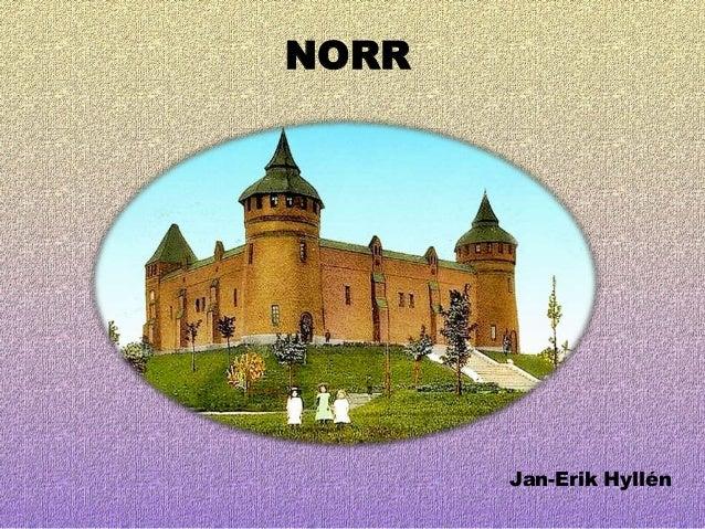 NORR Jan-Erik Hyllén