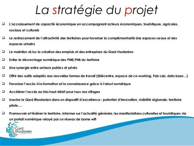 Centre d'Excellence Numérique - Agglomération du Gard rhodanien Slide 2