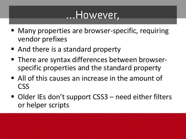 CSS Resets EricMeyer'sReset: http://meyerweb.com/eric/tools/css/reset/ ArticleonDIYresetsbyJasonCranford Teague:...