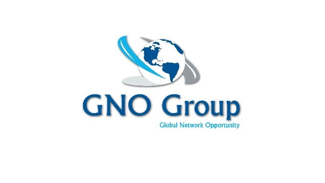 Présentation d'affaire GNO Group - Global Network Opportunity