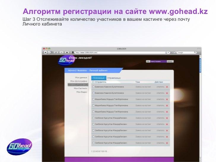 Как?!Вас еще нет на сайте?     www.gohead.kz       Адиль Ажибаев       +77078297237         shetel@mail.ru