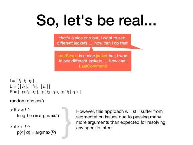 So, let's be real... } random.choice(I) x if x ∈ I ^ length(x) = argmax(L) I = [ i1, i2, i3 ]  L = [   i1  ,   i2  ,   i3 ...