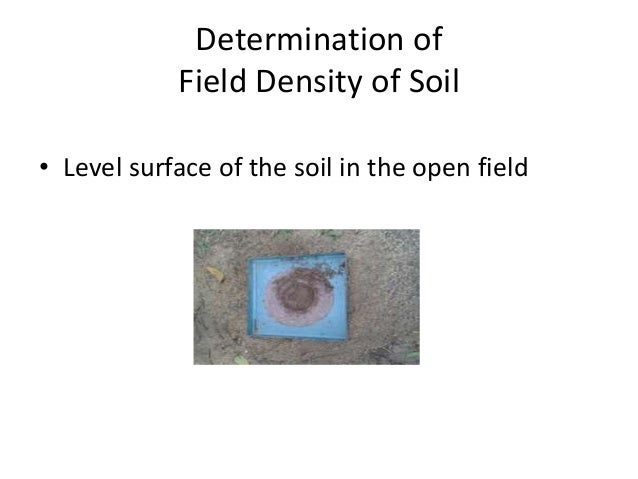 Site investigation and example of soil sampling for Example of soil