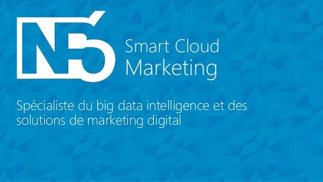 Marketing Smart Cloud Spécialiste du big data intelligence et des solutions de marketing digital