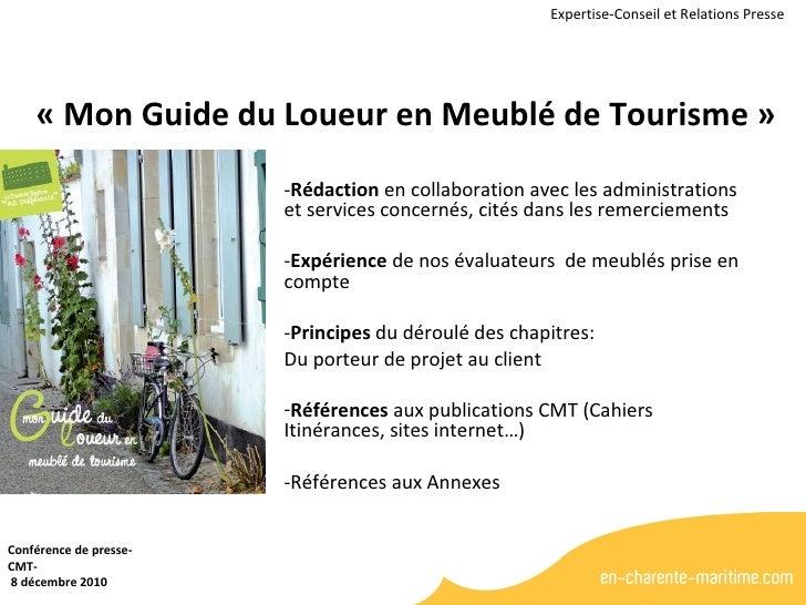 Presentation guide du loueur de meubl s for Loueur en meuble