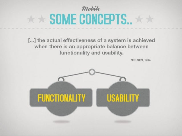 HCI Principles for Mobile Devices