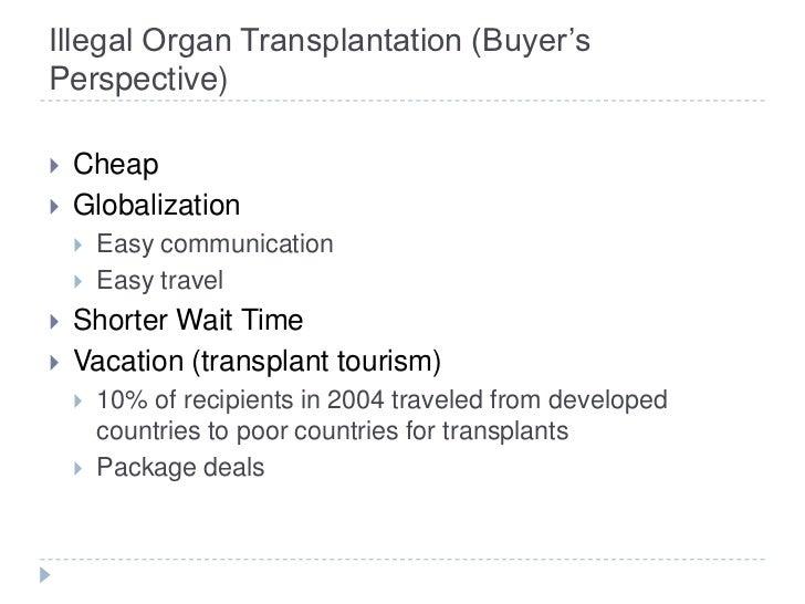 Kidney Trafficking
